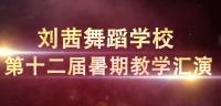 西平县刘茜舞蹈学校第12届暑期教学汇演