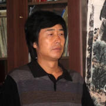 郭海军,西安牡丹书画院画家