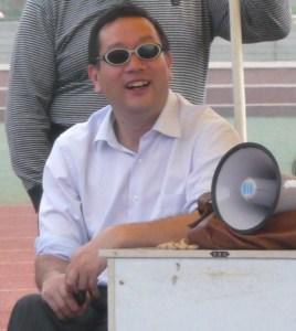 董中奎,著名中学教师,省新长征突击手