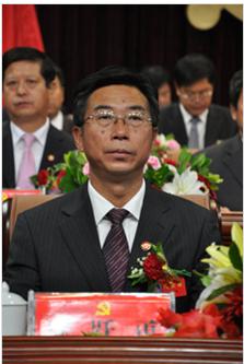 张跃勇,新疆农一师党委常委、副师长