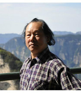 文小闻,中华文化学院中国山水画院画师